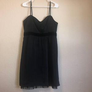 American Eagle black holiday dress size 16 EUC